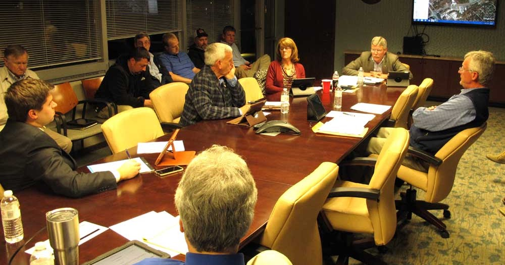 Jim young reporter council asked to clarify personnel for Park place motors crossville tn