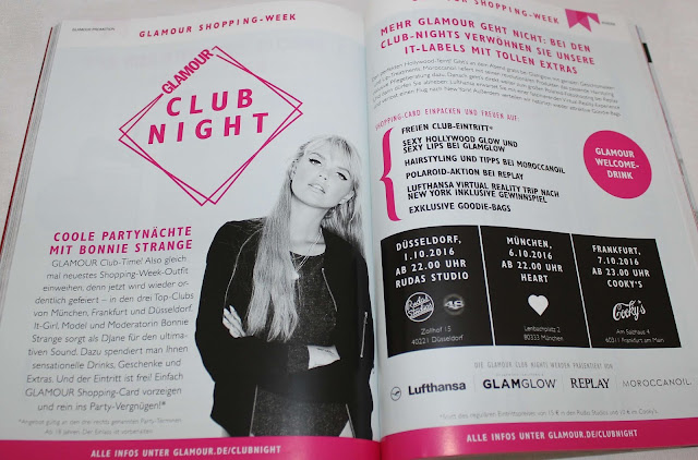 Glamour Club Night