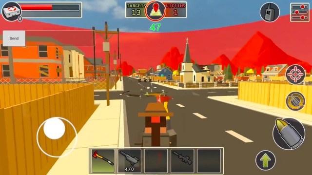 pixel's-Unkown-Battle-Grounds