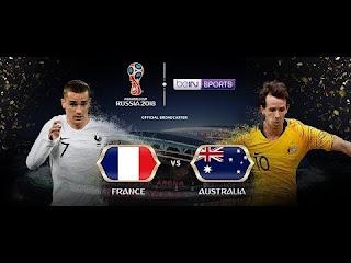 مشاهدة مباراة أستراليا والبيرو بث مباشر