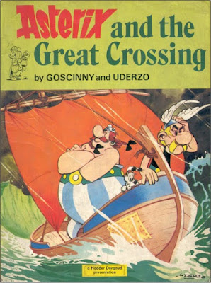 Download free ebook Asterix and the Great Crossing - Album 22 pdf