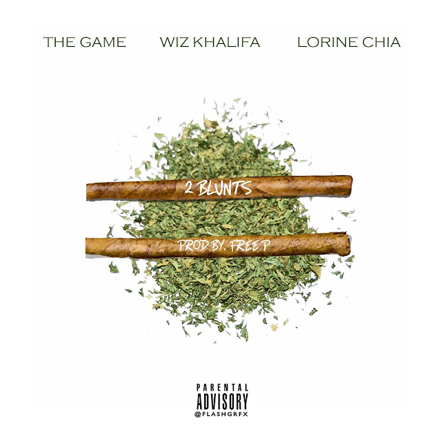 The Game – 2 Blunts (feat. Wiz Khalifa & Lorine Chia)