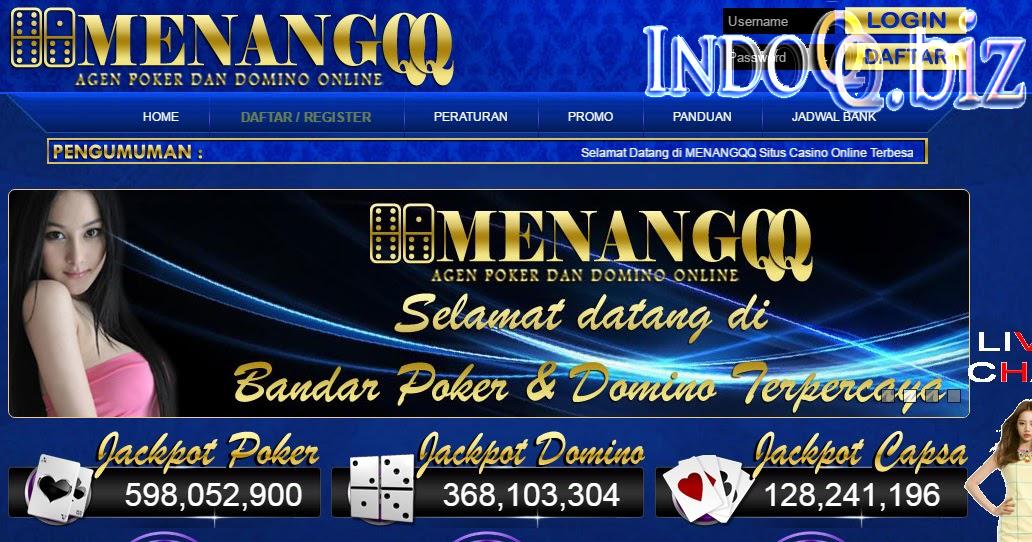Website Judi QQ Terbaik Dan Terbaru di Menangqq.com