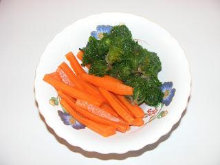 Garnitura pentru peste retete culinare cu legume,