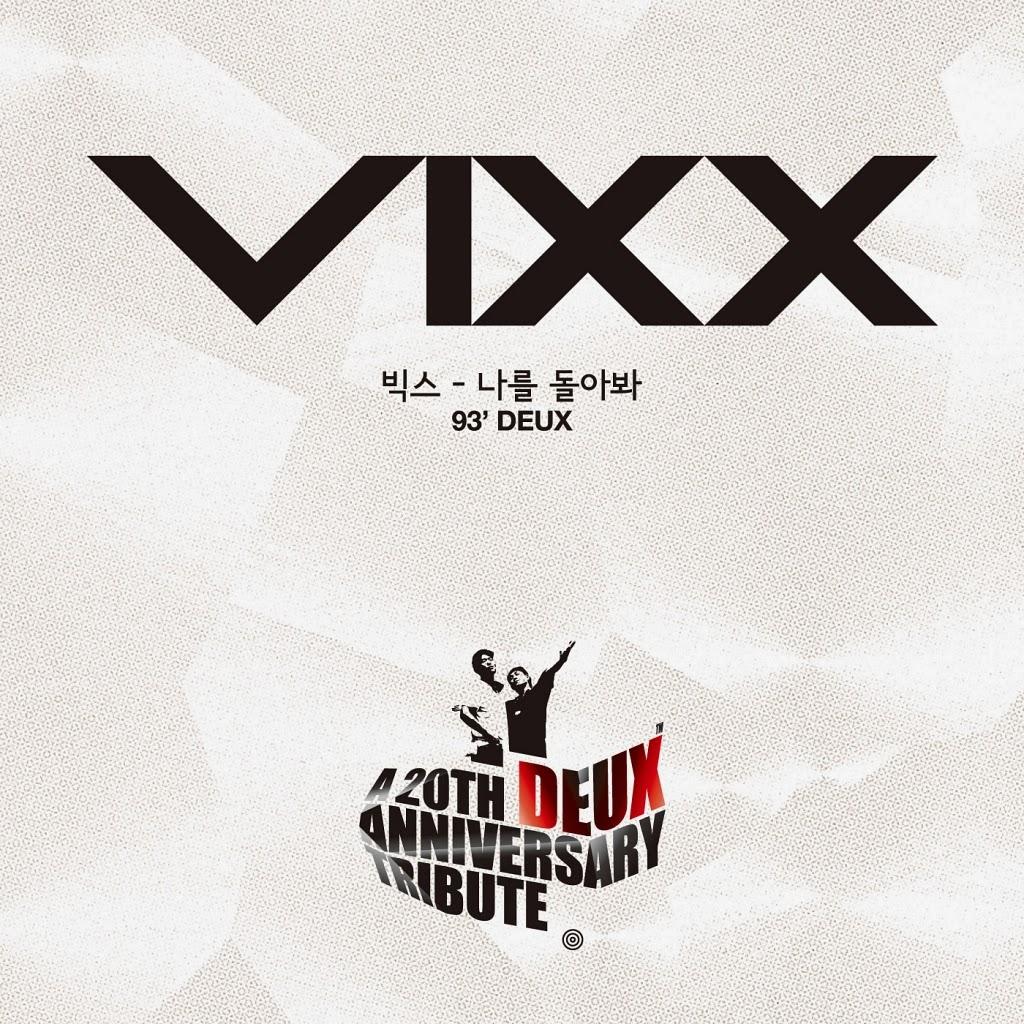 [Single] VIXX – Turn Around And Look At Me