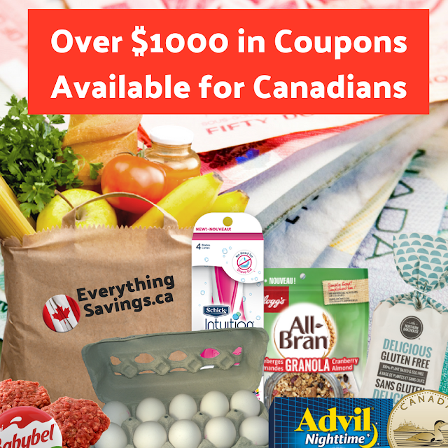 Coupons in Canada