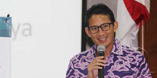 Sandiaga Uno, 'Cahaya' dari Ibu Kota untuk Indonesia