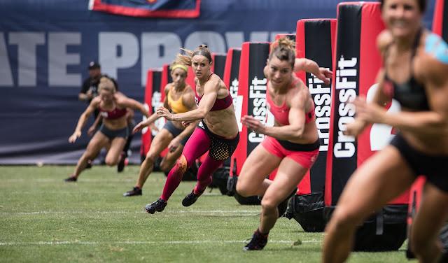 Crossfit, entrenamiento de alta intensidad