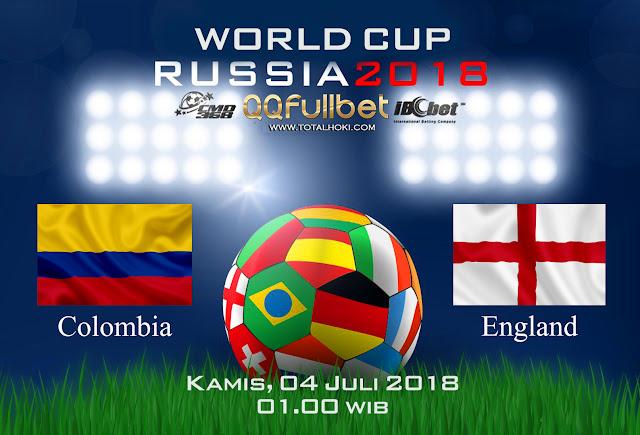 BOLA88 - PREDIKSI 16 BESAR PIALA DUNIA: KOLUMBIA VS INGGRIS 04 JULI 2018 ( RUSSIA WORLD CUP 2018 )