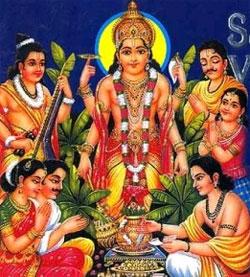 Lord Satyanarayana