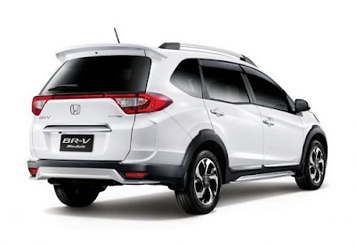 Review Honda BRV