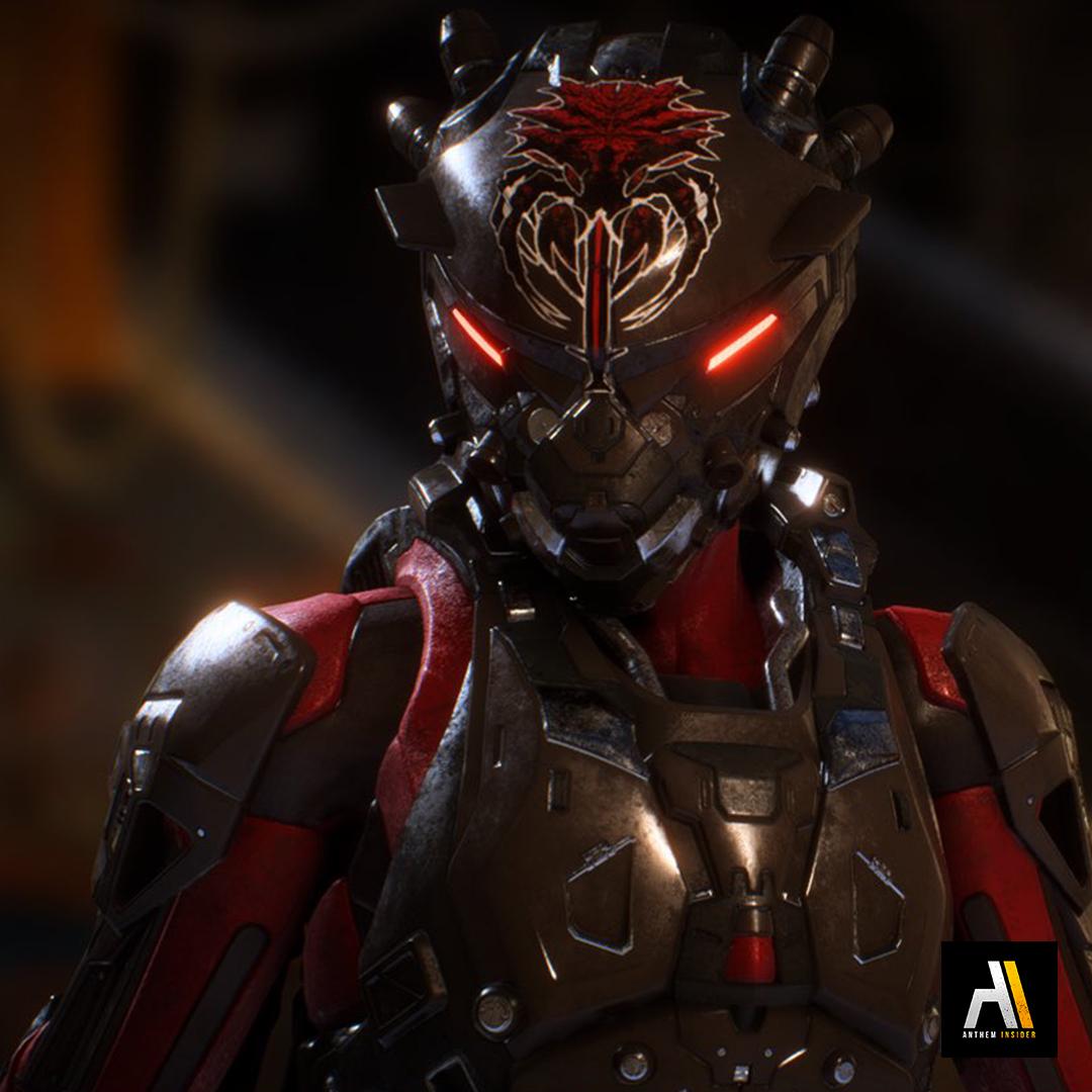 Bioware Showing Off Interceptor Skin All Javelin Skills And Ultimates Showcased Anthem Insider