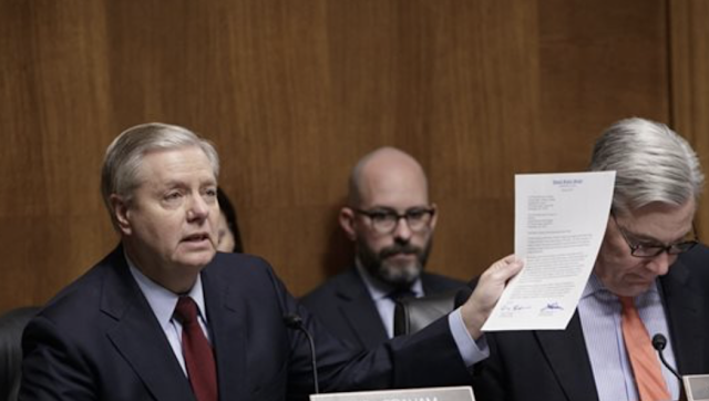 Lindsey Graham Just Introduced New Legislation to Fix the Border Crisis. Here's What it Does.
