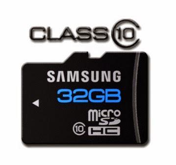 SD Card bagus untuk Android