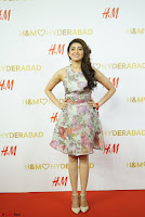 Pranitha Subash in lovely Flower Print Sleeveless Short dress ~  Exclusive 006.JPG