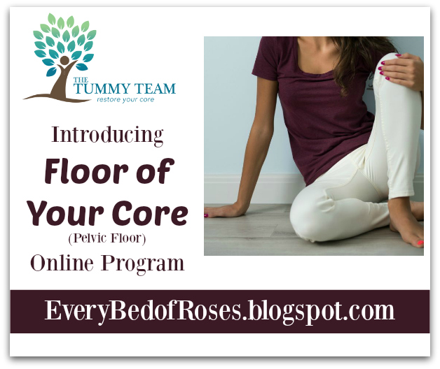 Introducing Floor of Your Core 8 week online Rehabilitation Program by The Tummy Team