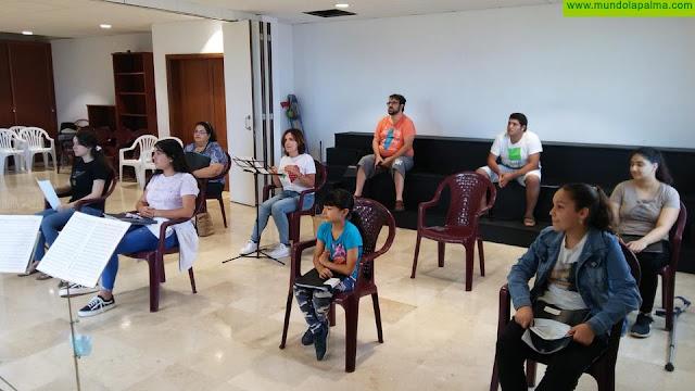 BREÑA BAJA: arranca el Coro Municipal