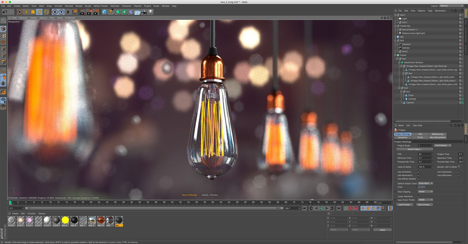 Maxon CINEMA 4D Studio R20.028 Full version