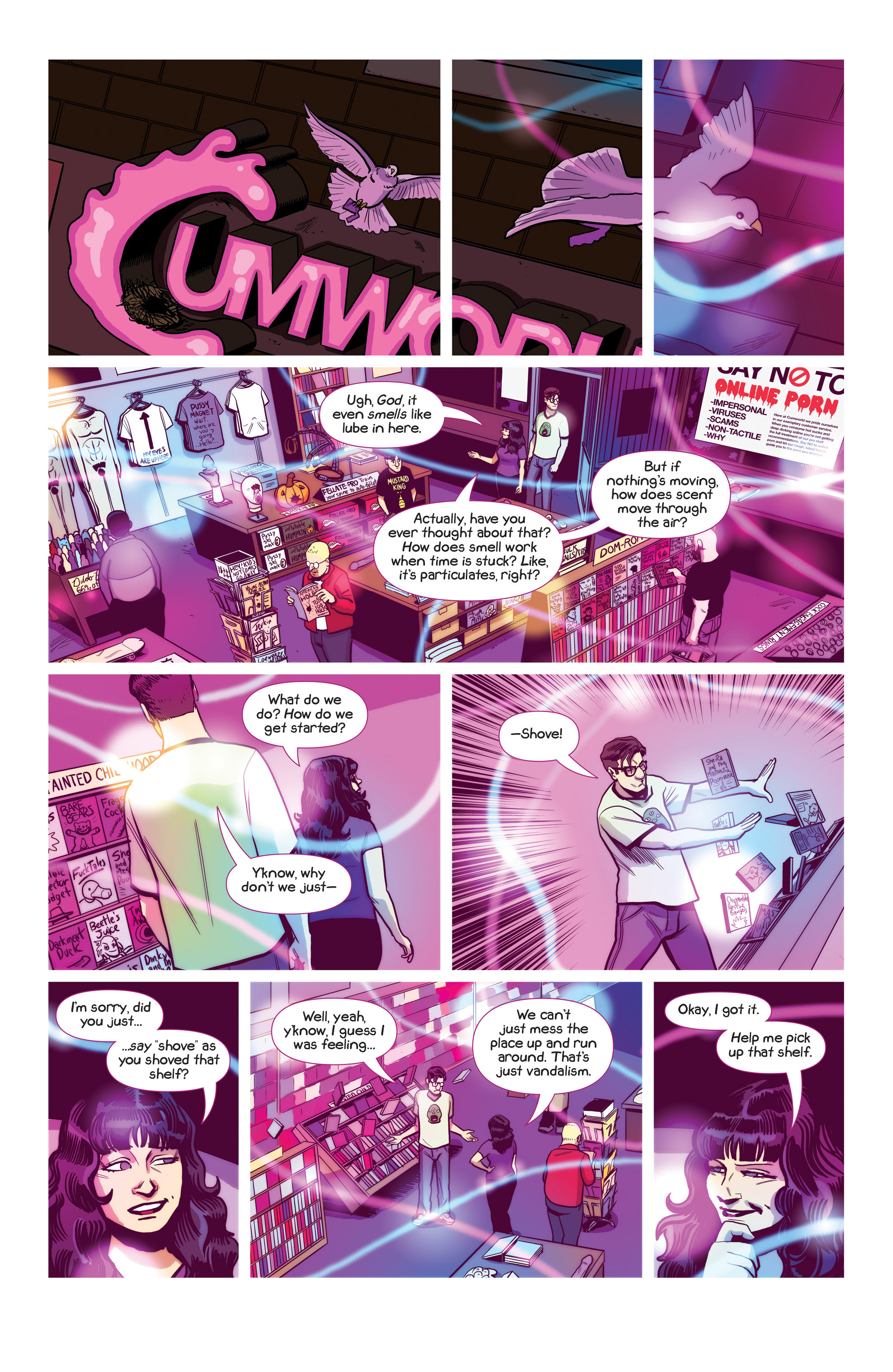 Read online Sex Criminals comic -  Issue #4 - 8