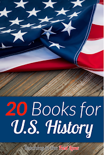 20 books that are sure to make your U.S. History block come alive!