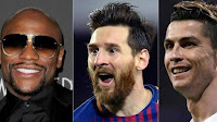 2018 TOP 10 HIGHEST-PAID ATHLETES - FORBES