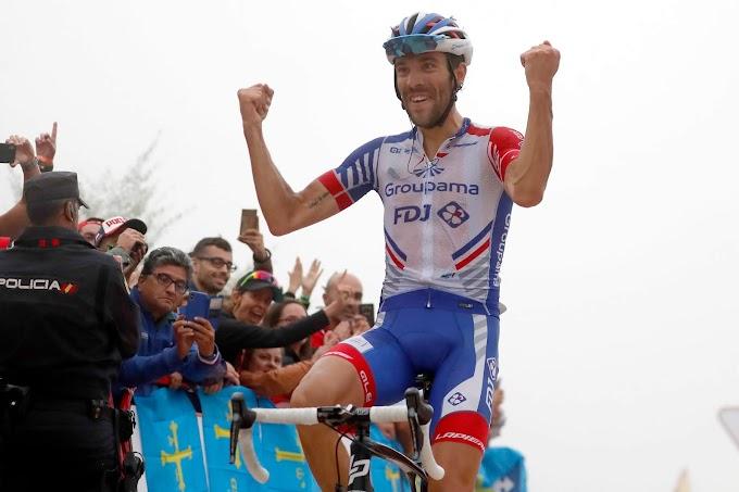 Vuelta a España 2018 - 15ª etapa