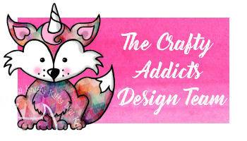 DT The Crafty Addicts challenge blog