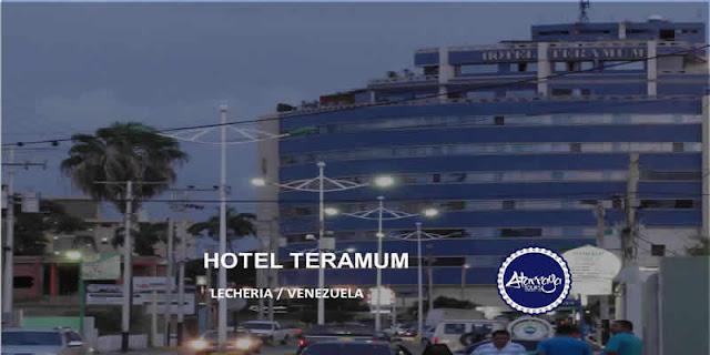 imagen hotel teramum lecheria  venezuela