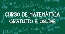 Cursos gratuitos online de matemática e estatística