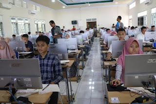 Kesigapan Panitia Pelaksana UTBK  di Universitas Jember