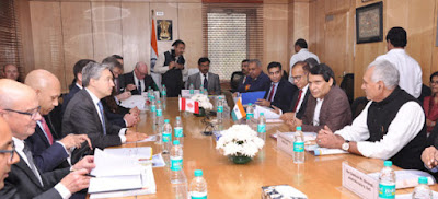 4th India-Canada Annual Ministerial Dialogue