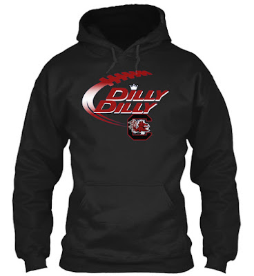 Dilly Dilly South Carolina Gamecocks T Shirt and Hoodie