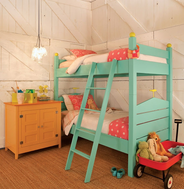 the boo and the boy bunk beds