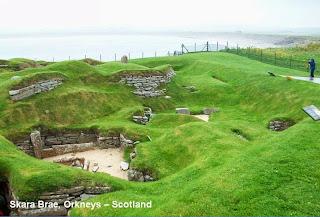 skara brae orkneys scotland