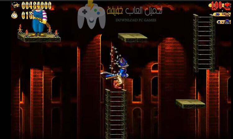 تحميل لعبة كلاو Claw للكمبيوتر