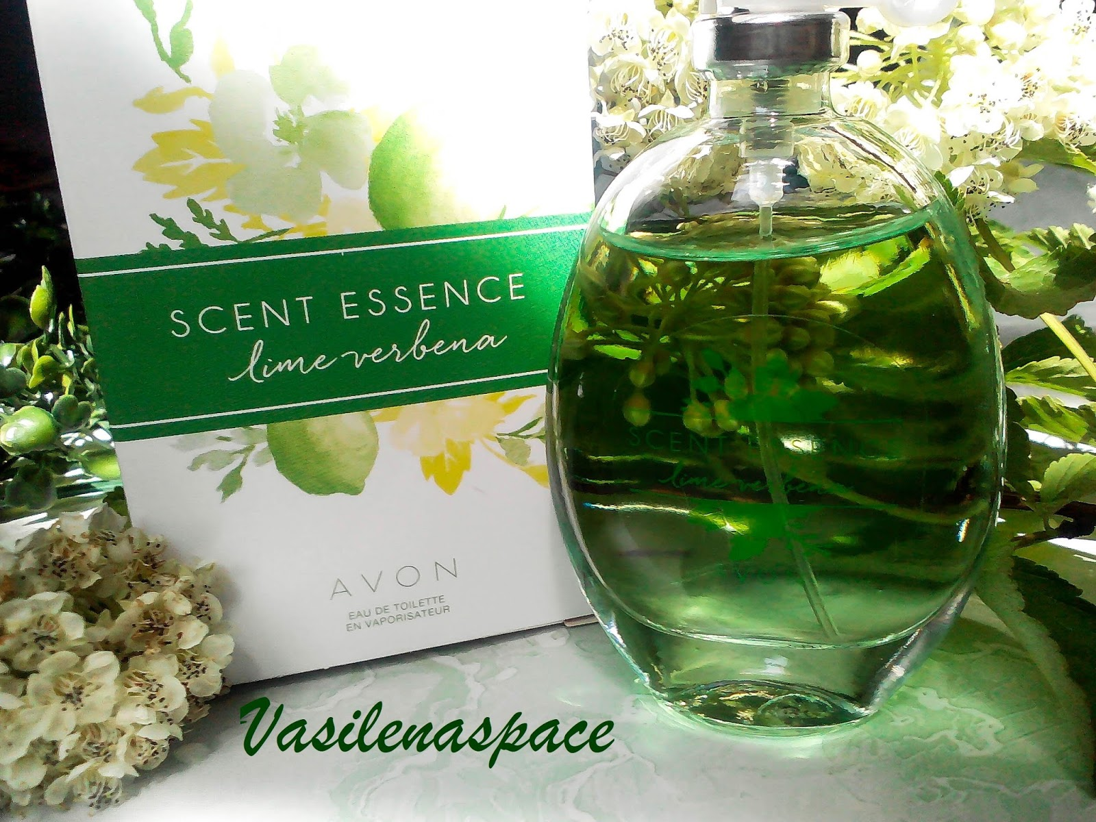 Bardzo dobry Освежающий лимонад - Avon Scent Essence Lime Verbena. QA76