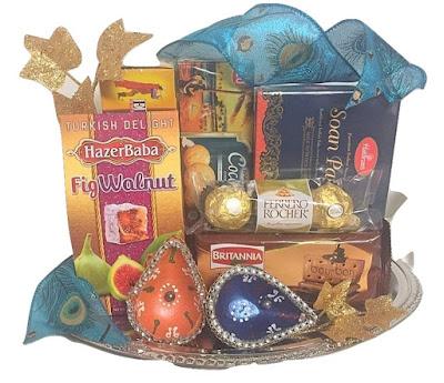 Diwali gift baskets USA