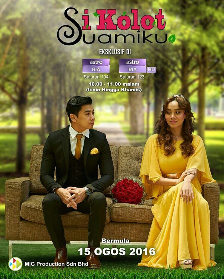 Drama Si Kolot Suamiku (Astro Ria)