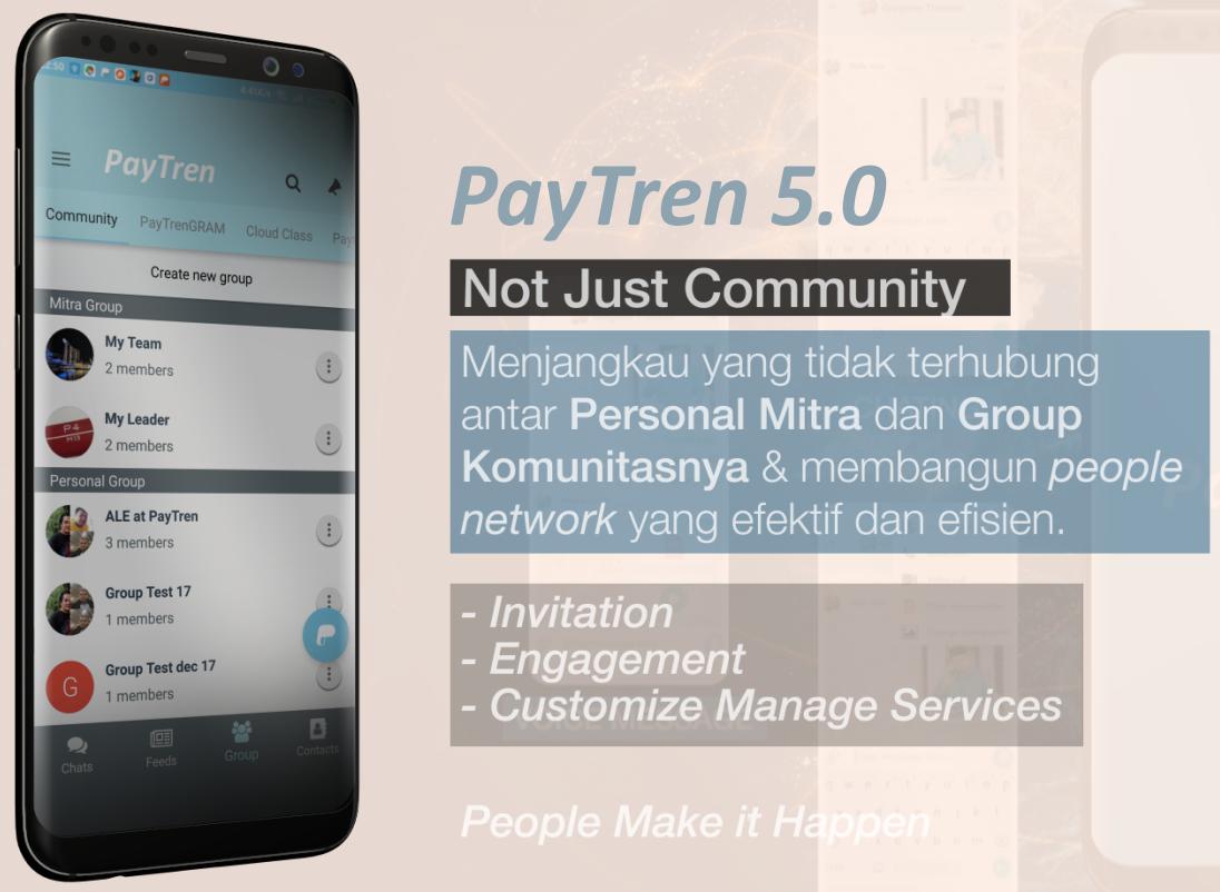 PayTren 5.0 Resolusi 2018 dan Tahun Mendatang
