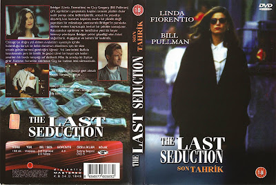 The Last Seduction (Son Tahrik, 1994) DVD