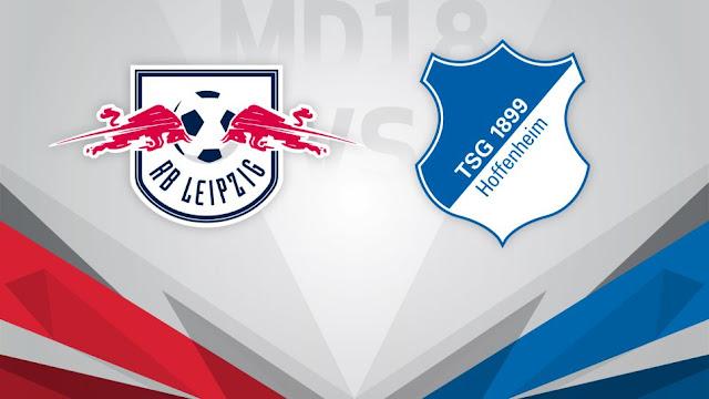 RasenBallsport Leipzig vs Hoffenheim Highlights