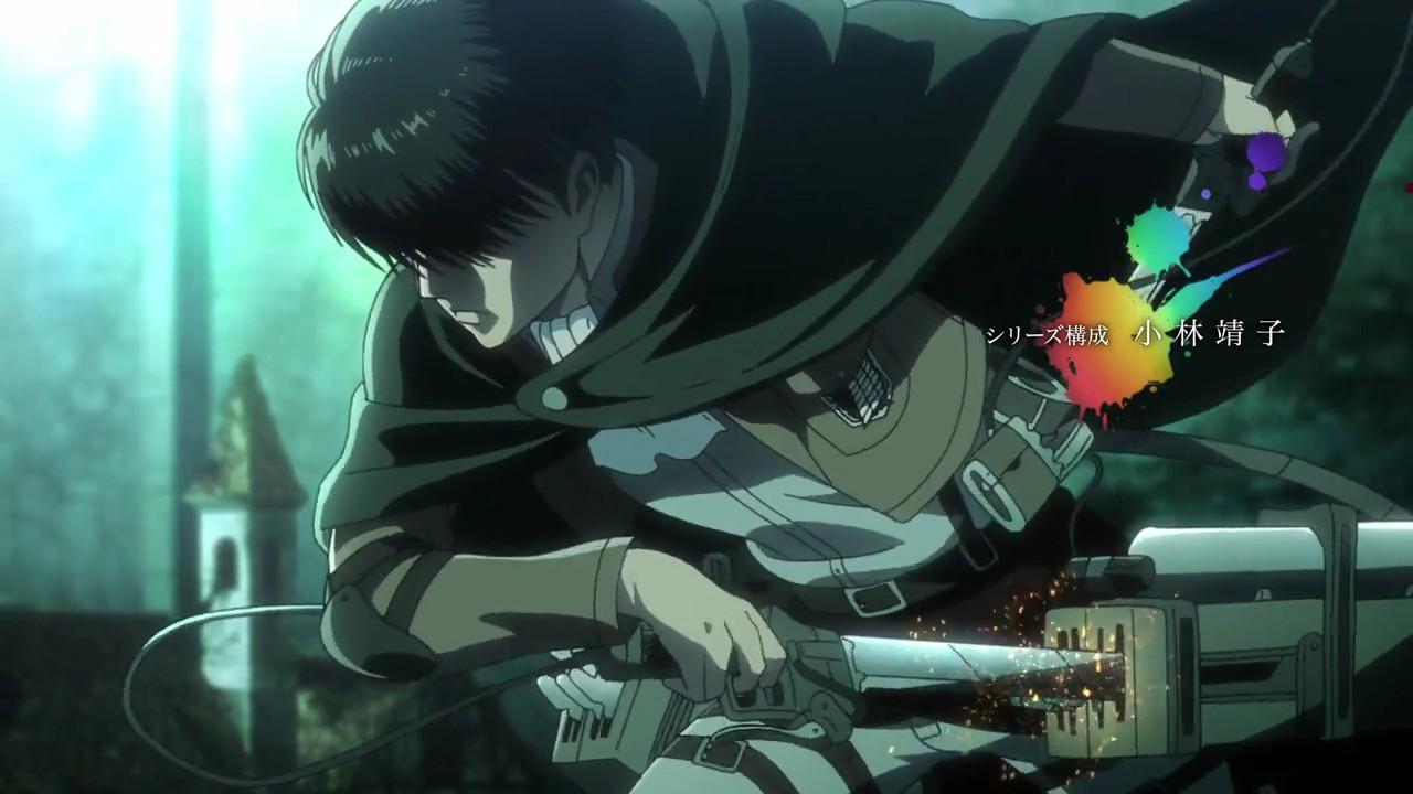 Shingeki no kyojin tapi untuk yang satu ini kelihatannya sangat wajib untuk ditonton karena untuk arc yang satu ini akan memperlihatkan lebih banyak