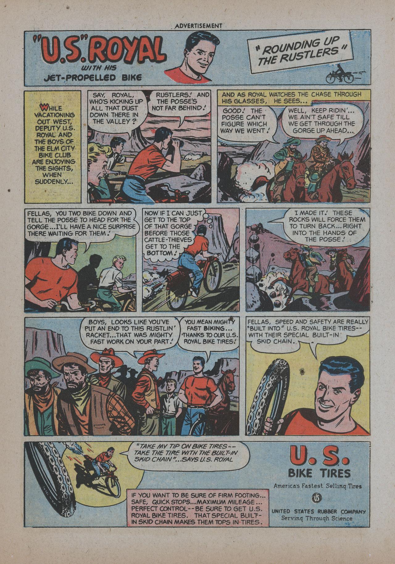 Read online Detective Comics (1937) comic -  Issue #137 - 35