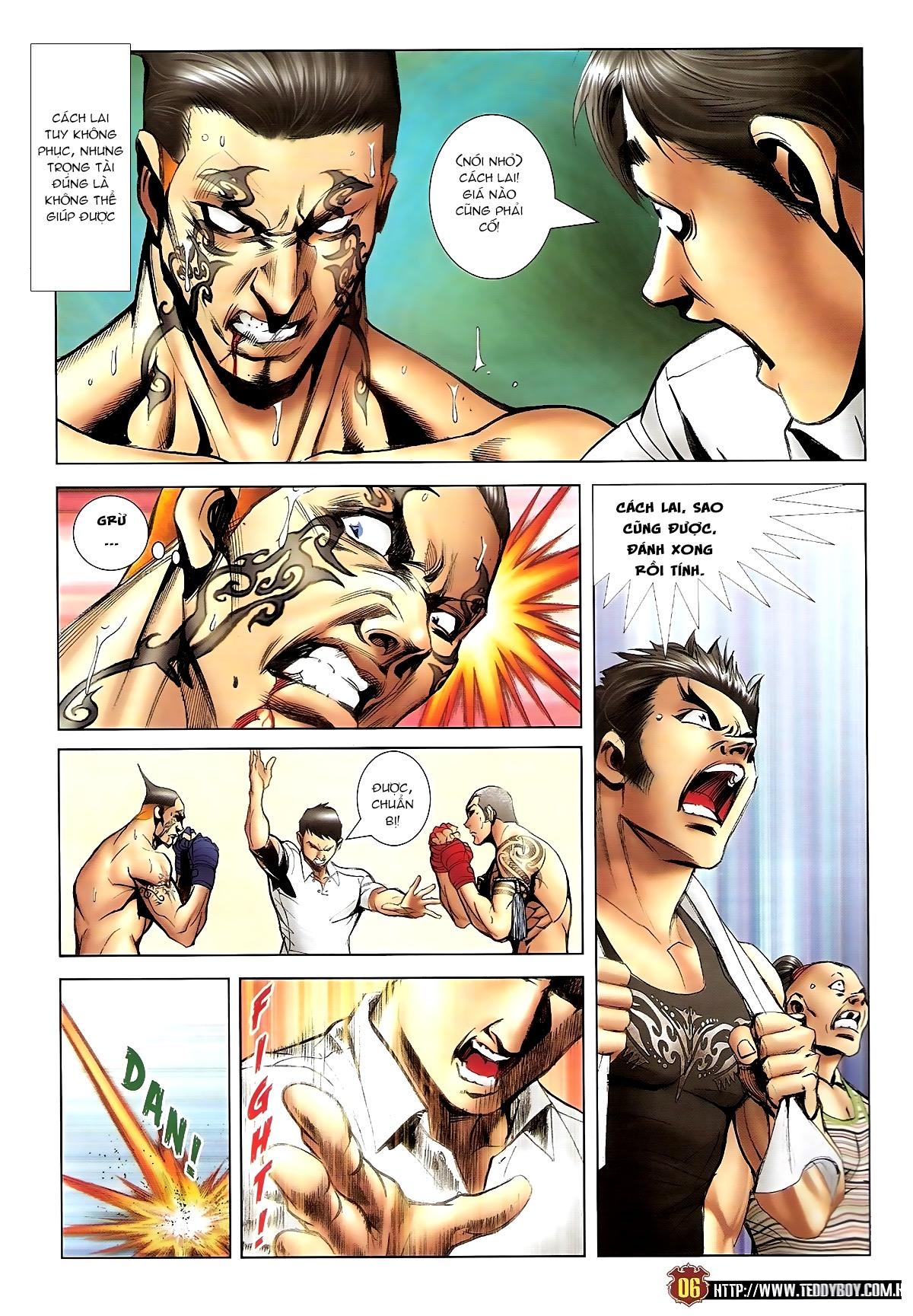 Người Trong Giang Hồ - Chapter 1416: Thắng thua khó đoán - Pic 5