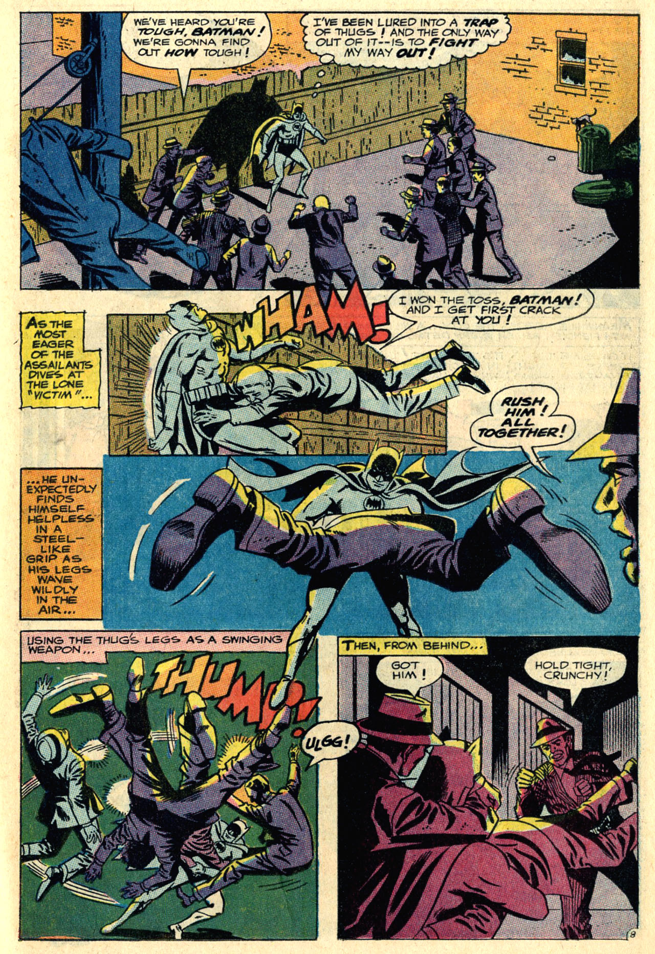 Detective Comics (1937) 354 Page 12
