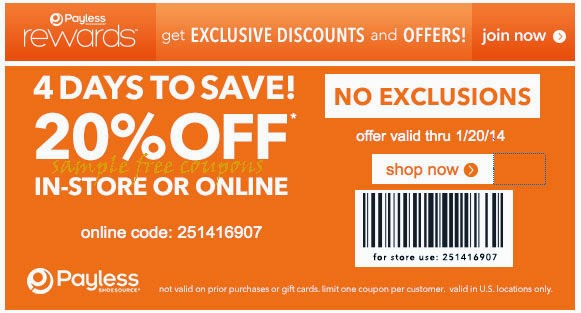 image about Payless Coupons Printable identified as Payless grocery store guam discount codes - Yatra hdfc coupon code