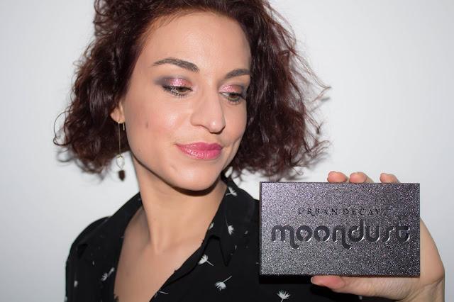 Moondust : Quand Urban Decay nous fait adorer les paillettes ! 💕