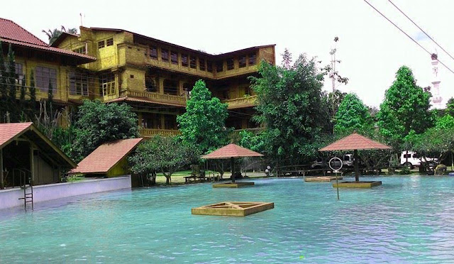 Foto Hotel Jawa Dwipa Heritage Resort and Convention di Tawangmangu