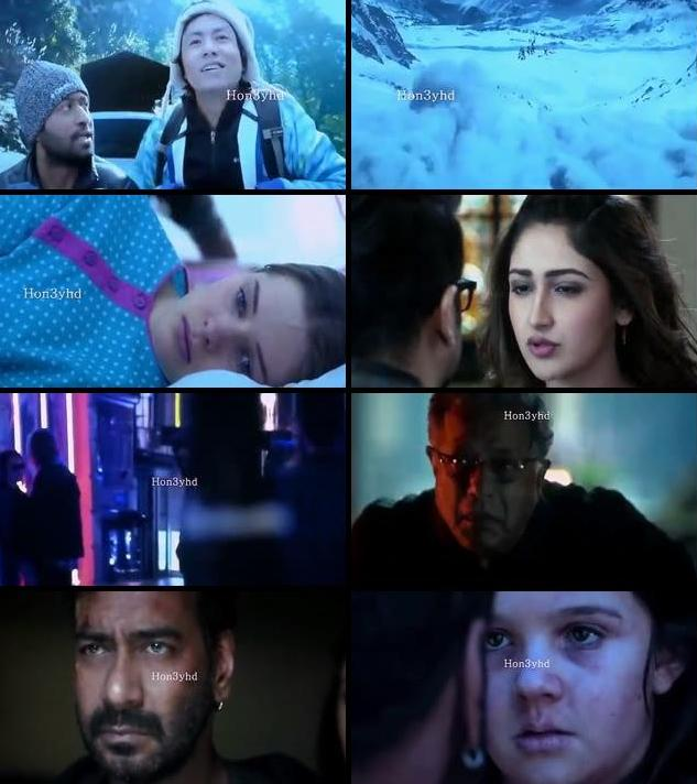 Shivaay 2016 Hindi 480p DVDScr BEST