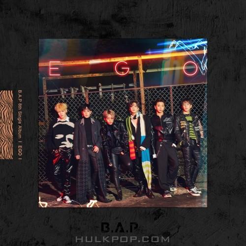 B.A.P – B.A.P 8th Single Album `EGO`